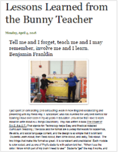 Bunny-Teacher