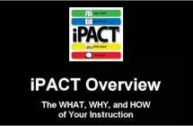 The WHAT, WHY, and HOW of the iPACT App System